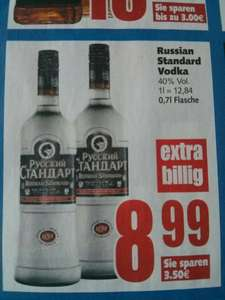 [E-Center Minden-Hannover] Russian Standard Time Vodka 0,7l für 8,99