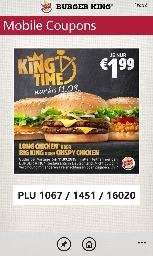 Burger King King Time