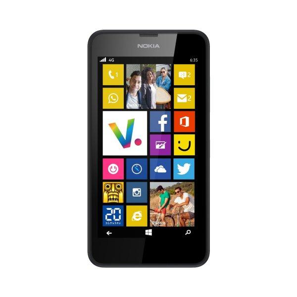 [Amazon.fr] Lumia 635 LTE mit 1GB RAM für 104,68€