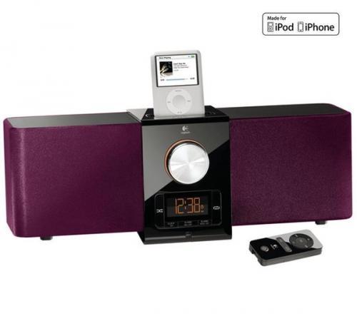 Logitech Pure-Fi Express Plus pink/purple inkl. M305 Maus