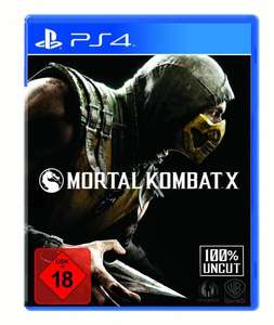 [Xbox One / PS4] Mortal Kombat X @ Müller