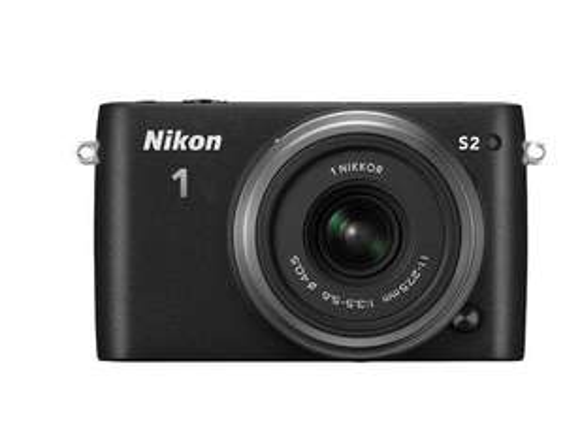[online] Spiegellose Systemkamera Nikon 1 S2 incl. 11 - 27,5mm