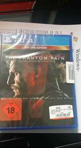 [MM Dortmund] PS4 Metal Gear Solid V 39€