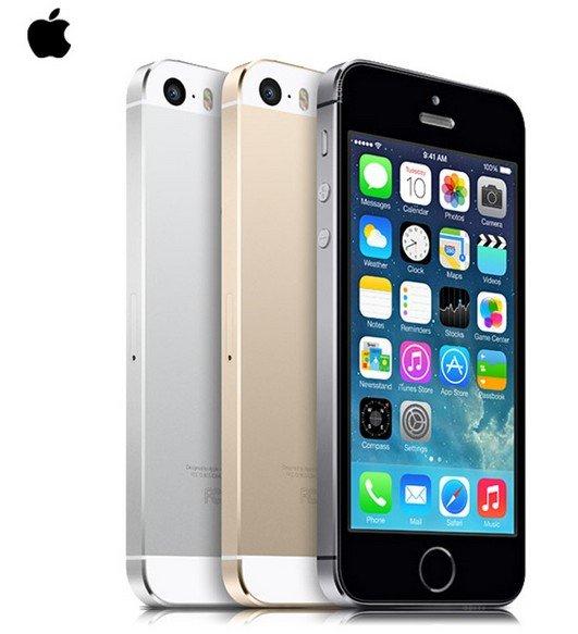 Neues iPhone 5s 16GB / 32GB / 64GB alle Farben ab 318,56€