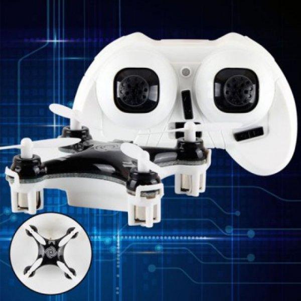 Quadcopter von Cheerson CX - 10A, Portable 2.4G mit Headless Modus bei Allbuy