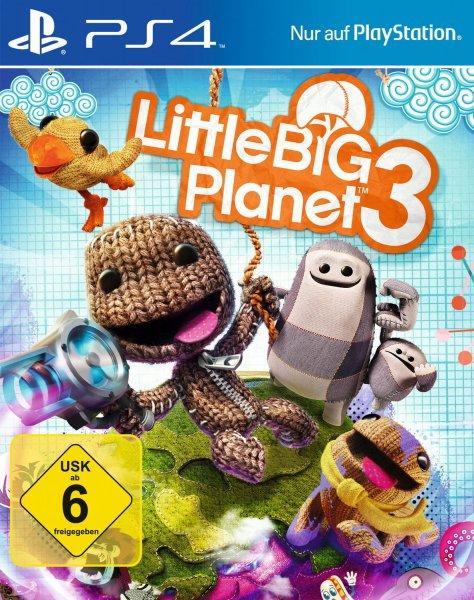 [eBay] Little Big Planet 3 [PS 4] für 15,90€