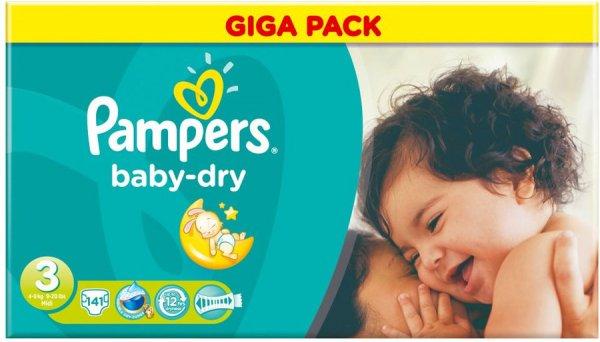 Famila Nordost Pampers Giga-Pack für 19,99 mit Gutschein