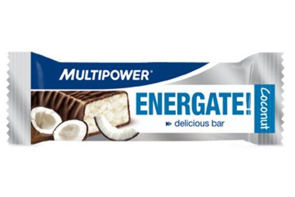 [AmazonDE - SparAbo oder PlusProdukt] Energieriegel Multipower Energate Cocos 6 Stück