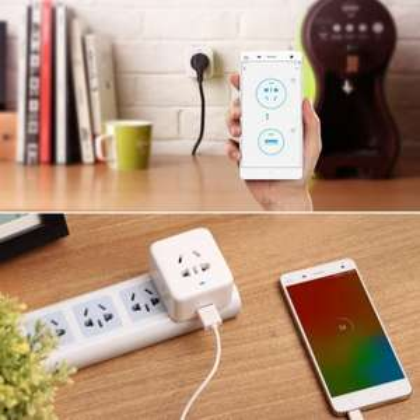 Original Xiaomi Smart Plug Mini WLAN intelligente Steckdose für EU/US/AU bei allbuy