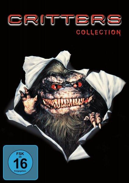 (Amazon.de-Prime) Critters - Collection auf 4 DVDs für 9,97€ und Rom - The Complete Collection auf Blu-ray für 34,99€