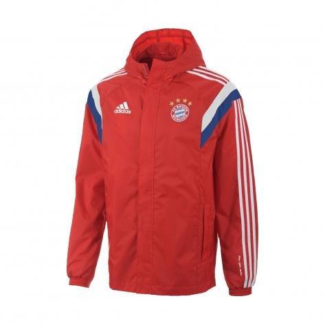 [cortexpower] adidas FC Bayern München Regenjacke Rain Jacket
