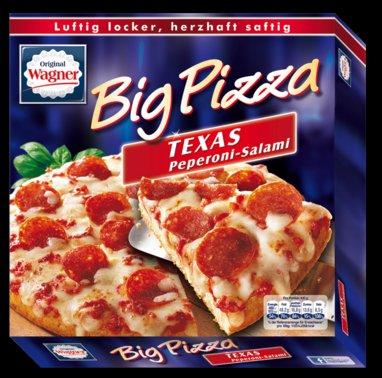 [Penny] WAGNER Big Pizza für 1,66 € am Framstag
