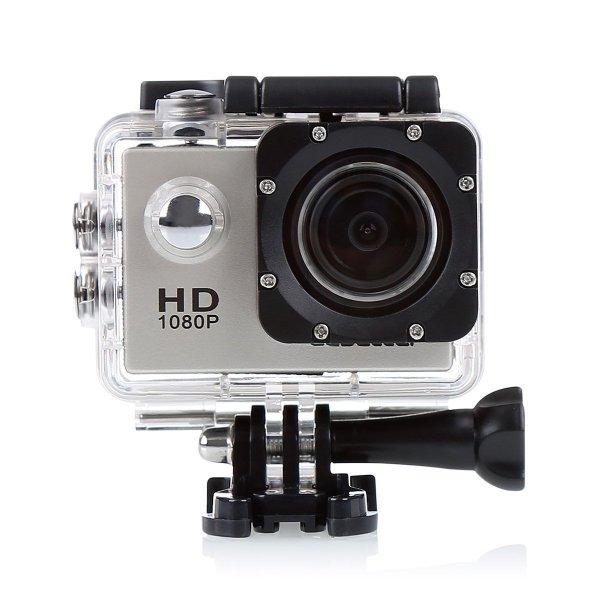 [Amazon] Action Cam CS710 1080p Full HD, 12 Megapixel und Zubehör, ähnlich SJ4000 (mit Prime 39,95)