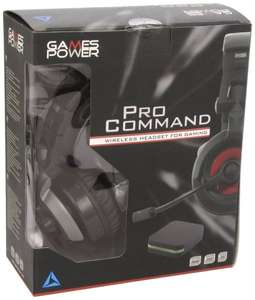 Wireless Headset / Games Power Pro Command [PC, X360 und PS3] / @Amazon