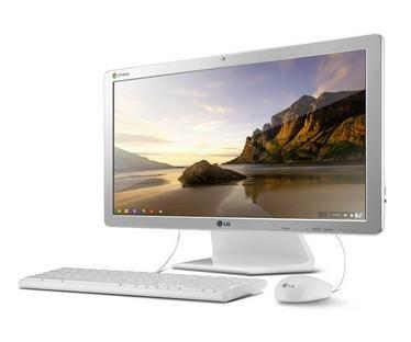 "LG All-in-One PC (21,5"" Full HD IPS Display, Intel Celeron 2955U 1,4GHz, 2GB RAM, 16GB SSD, Intel HD Graphics, Chrome) für 216€ @Brands4friends"