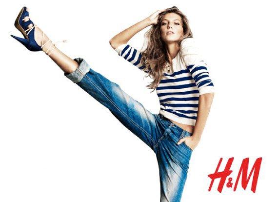 [H&M] kostenloser Versand (sonst 4,95€) beim Kauf einer Jeans