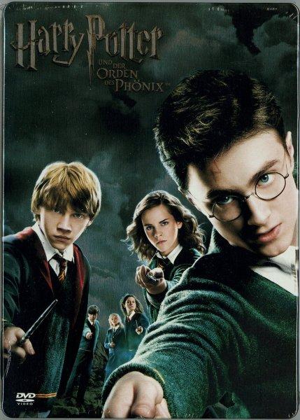 Amazon Prime : DVD Harry Potter und der Orden des Phönix (Steelbook) Nur 2,49 €