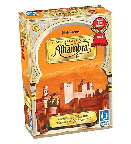 [Prime] Der Palast von Alhambra - Goldedition, Brettspiel