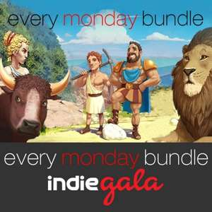 [Steam] Every Monday Bundle #76 @ Indie Gala