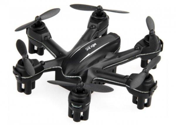 MJX X901 / X900 Mini 2.4Ghz RC Hexacopter - BLACK