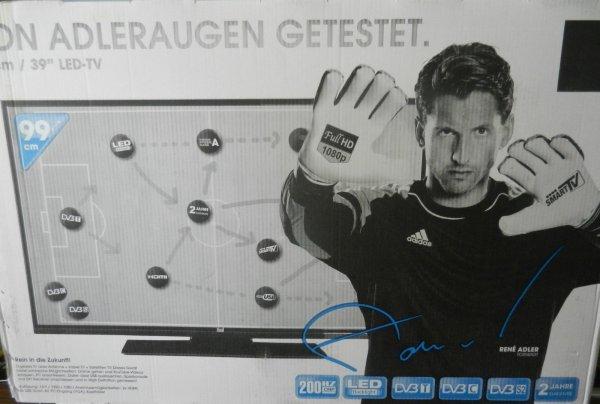 """39"""" FULLHD LED Smart TV 200HZ Triple Tuner CI+ Schacht DVB-T/C/S2 USB Mediaplayer fast 40"""" (-2,54cm;) PVG 290€ vgl.Modelle"""