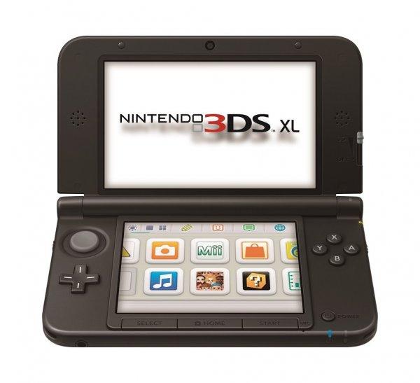 [Lokal DA] [Rewe Center] Nintendo 3DS XL 99€