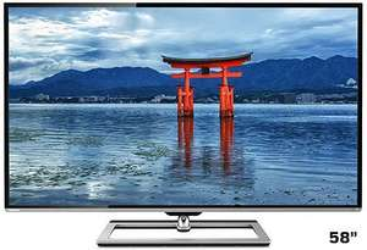 Toshiba 58M9363DG,4K UHDTV LED-Fernseher schwarz/silber, 3D, 4x HDMI, DVB-T/C/S2, 2x USB, WLAN , EEK: C für 999 € > [zackzack.de] > zack1 app