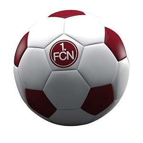 Trainingsball Größe 5 1. FC Nürnberg