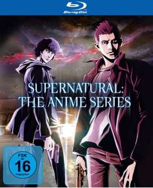 (Amazon Prime) Supernatural: The Anime Serie Blu-ray für 14,99 Euro