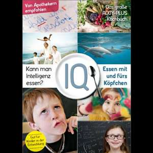 ADDY PLUS Kinderkochbuch als PDF Download (aber auch kostenlos bestellbar als Heft)