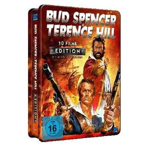 Bud Spencer & Terence Hill (10 Filme) Sammler Metallbox für 14,98€
