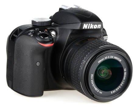 Allyouneed, Nikon D3300 Kit 18-55 VR II, Spiegelreflexkamera, 24,2 Megapixel, AF-S DX NIKKOR 18–55 mm 1:3,5–5,6G VR II Objektiv, EXPEED 4, Schwarz, EU, 379€, nächster Preis (lieferbar) Ebay 400€