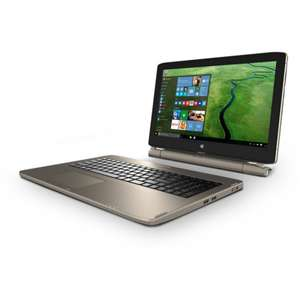 "4in-1 Multimode Touch-Notebook 15,6"" MEDION® AKOYA® S6214T (MD 99374) mit Windows 10 Home mit Superpunkten 299,25 EUR"