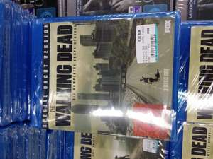 The Walking Dead BluRay Staffel 1 #10€ (LOKAL) Berlin Alexanderplatz Media Markt