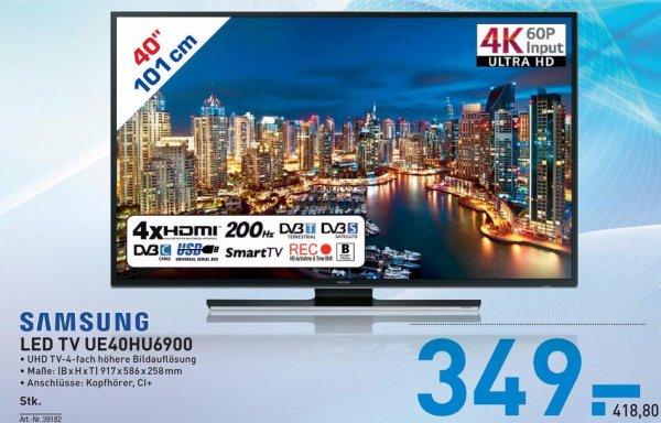 [Offline] METRO Österreich Samsung TV UE40HU6900 für 418,80
