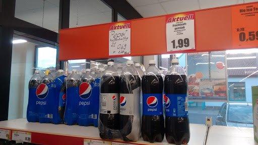 [Norma] Pepsi (light) 2 Liter für 69ct + Pfand