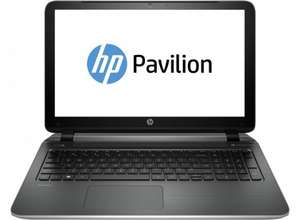 HP Pavilion 15-p243ng, i3-5010U, HD 5500, 4GB RAM, 500GB HDD, 15,6 Zoll Full-HD matt, Windows 8.1 für 429,52€ bei Rakuten/Comtech [+ 107,25€ Superpunkte]