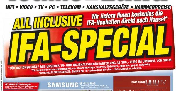 Deizisau Technoland IFA Special