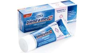 bundesweit oral b blend a med pro expert kostenlos. Black Bedroom Furniture Sets. Home Design Ideas