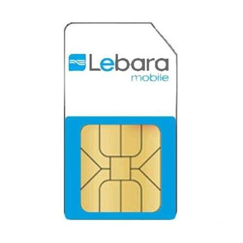 LEBARA - Prepaid SIM-Karte -KOSTENLOS @ebay 0€