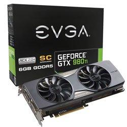 EVGA GeForce GTX 980 Ti Superclocked ACX 2.0+ 6GB GDDR5