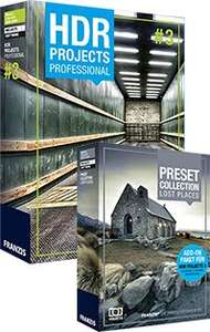 al2c.de: HDR Projects Professional 3 + Lost Places Add-On 44,99€ Download / Box
