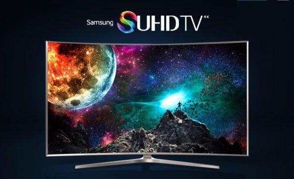 ALLE Samsung SUHD und viele UHD mit 35% Rabatt!! DEUTSCHE WARE