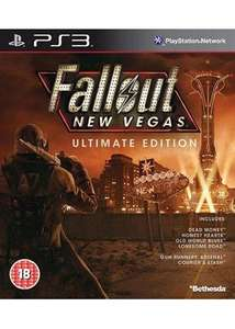 Fallout: New Vegas - Ultimate Edition (PS3) für 17€ @Base.com