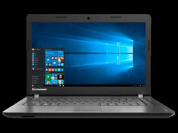 [Mediamarkt] Lenovo Ideapad 100-14 (14x27x27 HD glare, Intel Celeron N2940, 2GB RAM [erweiterbar], 500GB HDD, HDMI + LAN, Windows 8.1 -> Windows 10) für 199€ versandkostenfrei