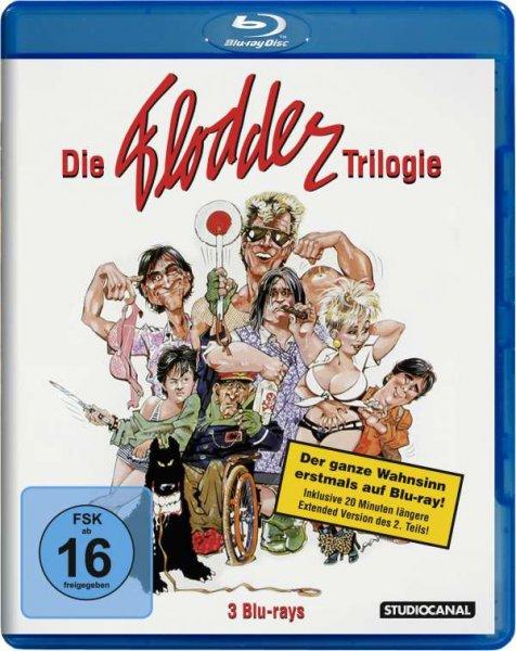 [JPC] Die Flodder Trilogie (3 x Blu-ray) für 18,99€ Versandkostenfrei