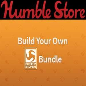 [STEAM] Build Your Own Deep Silver Bundle @ Humble Store