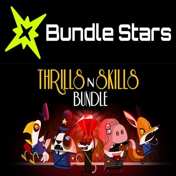 [STEAM] Thrills 'N' Skills Bundle @ Bundle Stars