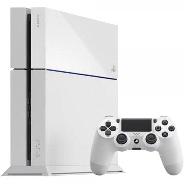 [Conrad] Sony Playstation 4 in weiß (oder schwarz) für 291,50€