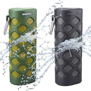 NINETEC Oxygen 2in1 Outdoor Bluetooth NFC Speaker Lautsprecher mit PowerBank, 39,99 EUR @ ebay